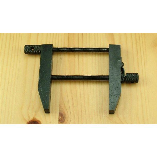 Værktøjsmagers parallel klemme 75mm