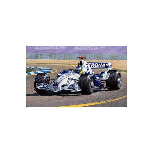 BMW Sauber F1,06