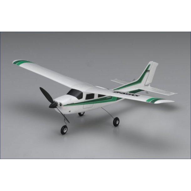 BKEP Cessna 210 Centurion 2,4Ghz r/s (RØD)