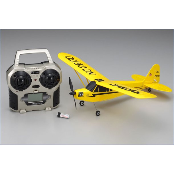 BKEP Piper J-3 Cub 2,4Ghz r/s