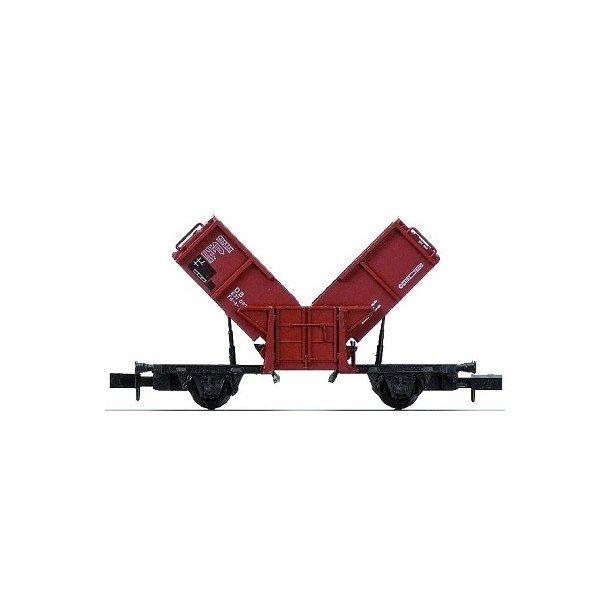 Open freight car - DB
