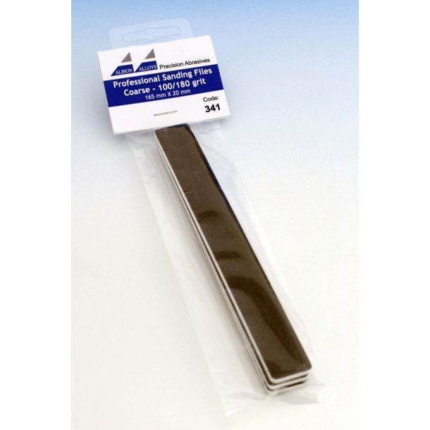 3/4'' Professional Sanding File - Coarse