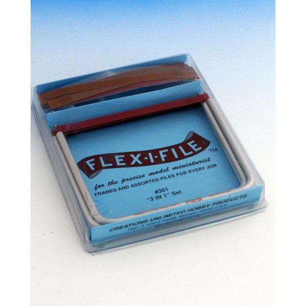 Flex-I-Fil 3 in 1 Sæt