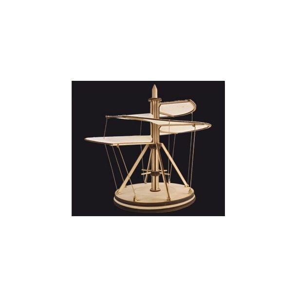 The Aerial Screw - Leonardo da Vinci