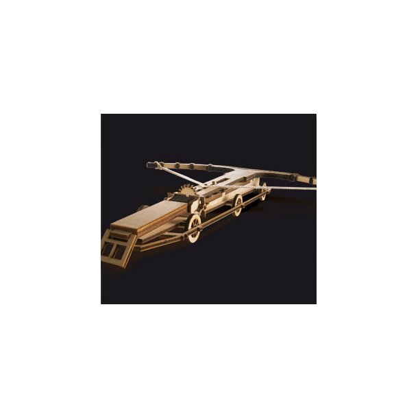 The Giant Crossbow - Leonardo da Vinci