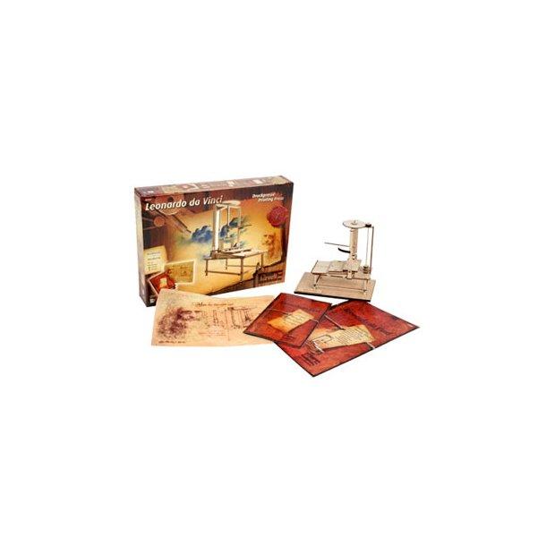 Printing Press - Leonardo da Vinci
