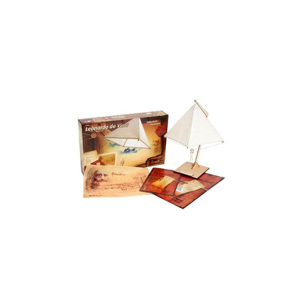 Parachute - Leonardo da Vinci