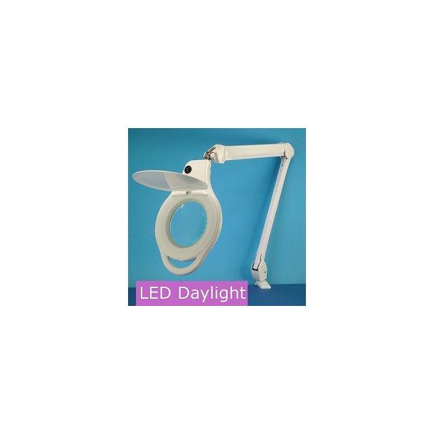 Long Reach Magnifier Lamp LED Daylight