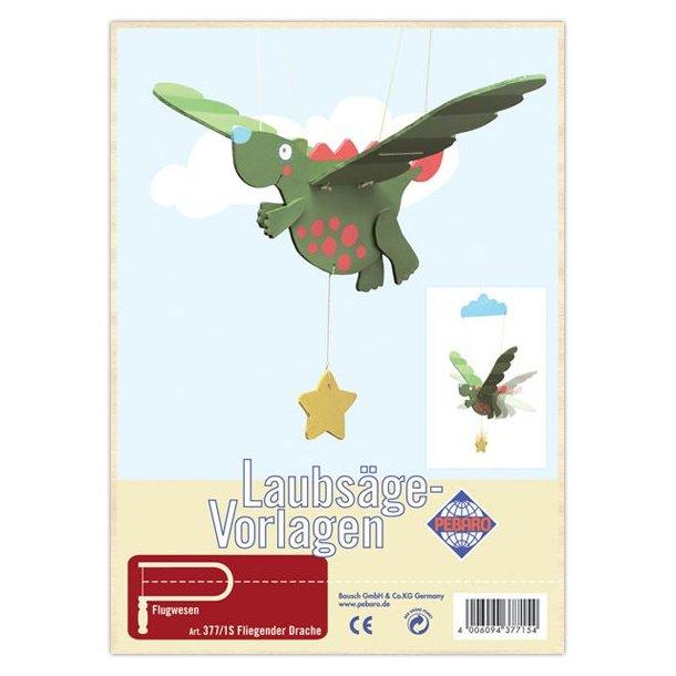 Løvsavs sæt - Flyvende Drage