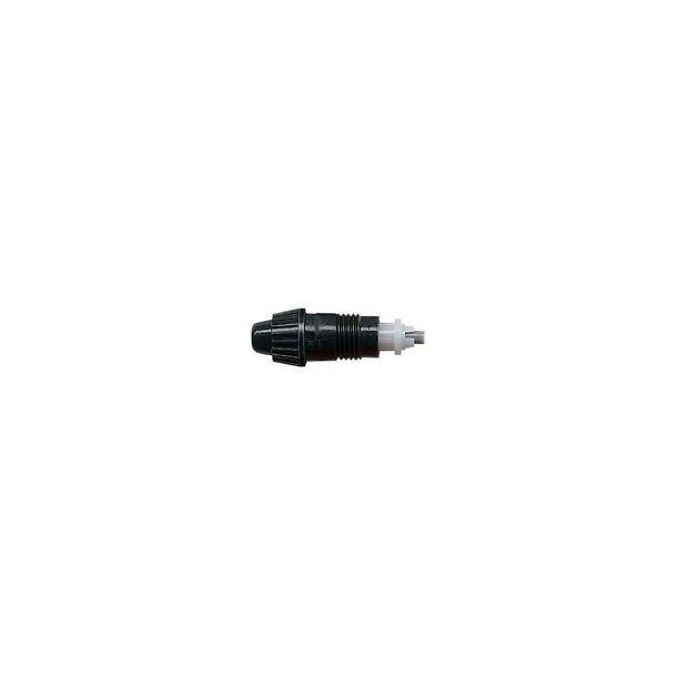Spids/Nål til Aztek Sprøjtepistoler - Sort 0,4mm