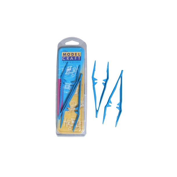 2 x Plastic tweezers