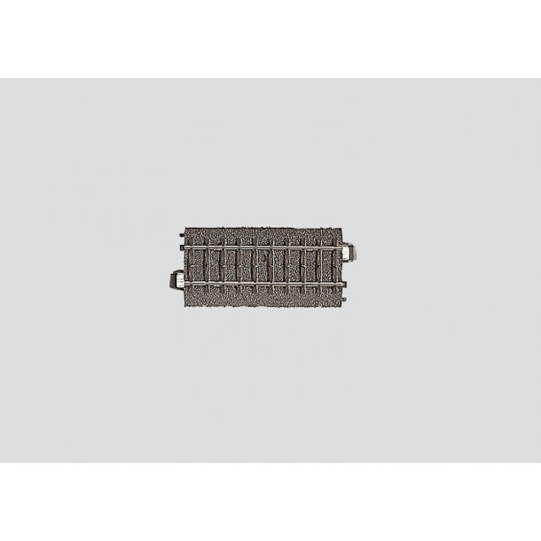 Lige spor - 77,5mm