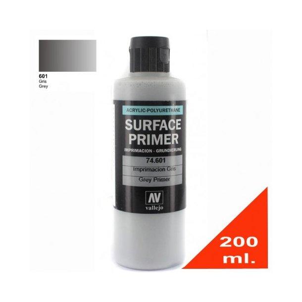 Gray Primer - 200 ml GRÅ (Grunder)