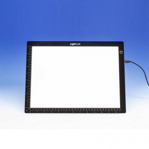 A4 LED Lyskasse - Ultratynd