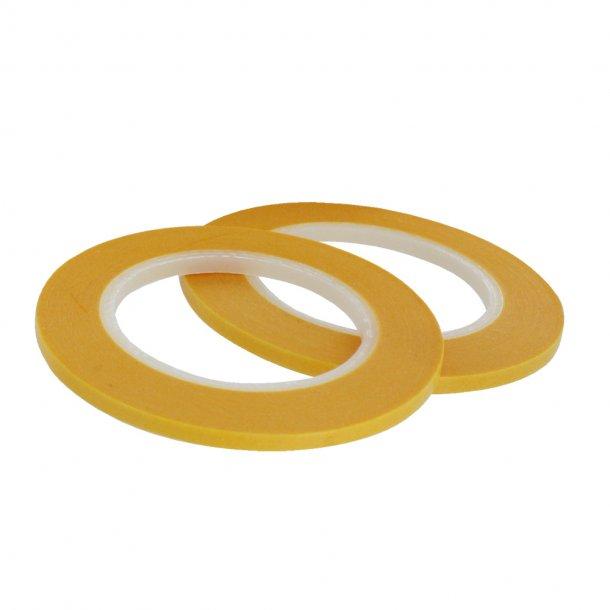 Afdæknings tape 3 mm - 2 ruller