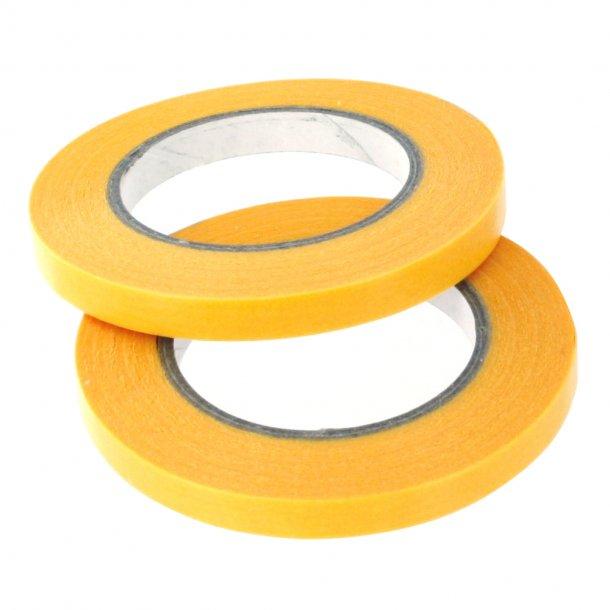 Afdæknings tape 6 mm - 2 ruller