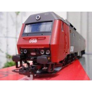 Dieselelektrisk Lokomotiv - DSB litra ME