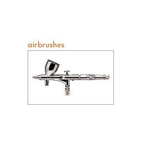 Airbrush / Sprøjtepistol / Maling / Luft mm.