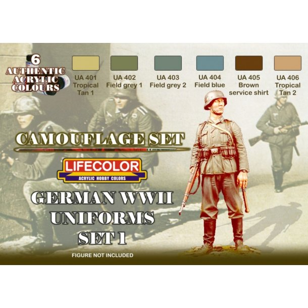 German military uniforms WWII set n,1