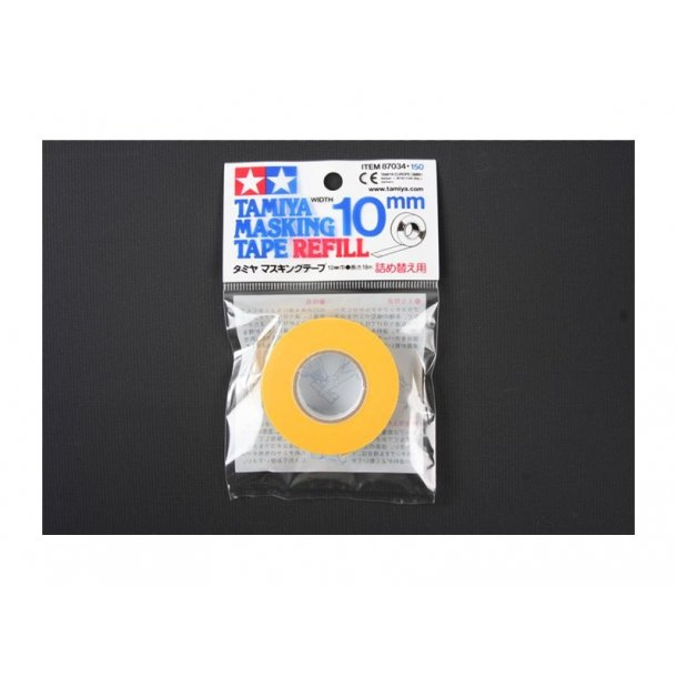 Tamiya Afdæknings Tape 10mm (Masking Tape)