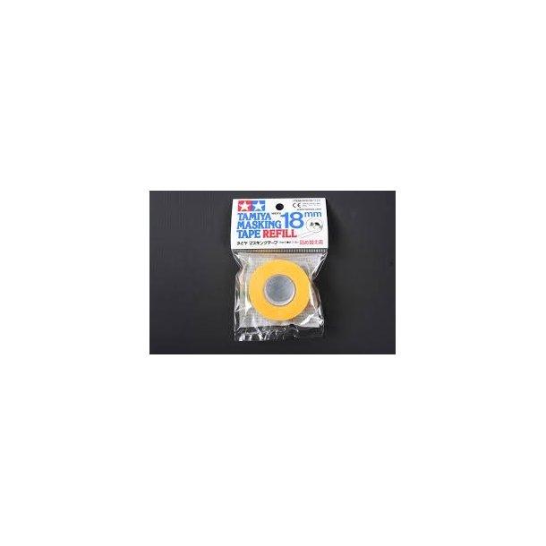 Tamiya Afdæknings Tape 18mm (Masking Tape)