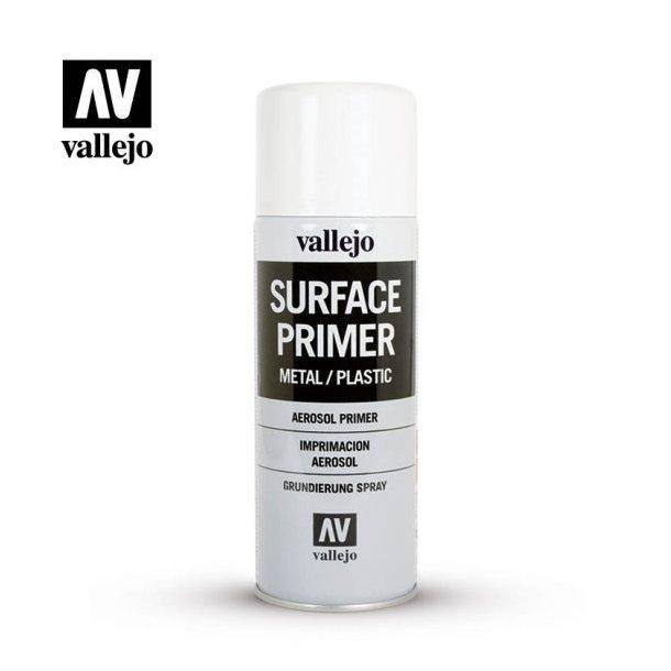 Spraydåse med Grå Primer/grunder