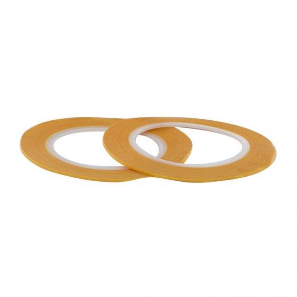 Afdæknings tape 1 mm - 2 ruller